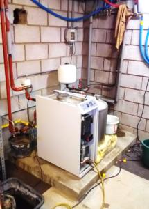 Renovatie centrale verwarming - voor