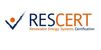 Rescert kwaliteitslabel installateur cv en hernieuwbare energie